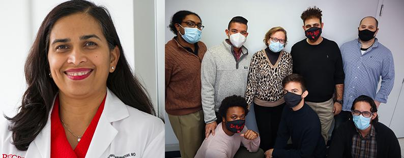 Rutgers Begins COVID-19 Prevalence Study in Newark