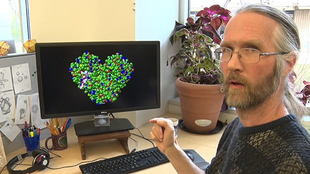 How a Rutgers team is working to crack the coronavirus code