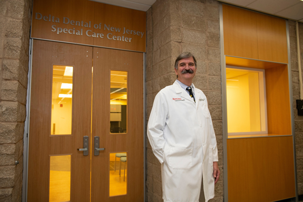 Dental School Receives Funding to Expand Care for Patients With Disabilities