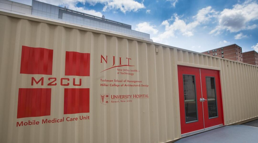 NJ Consortium Develops Mobile Medical Unit to Address Health Facility Shortage
