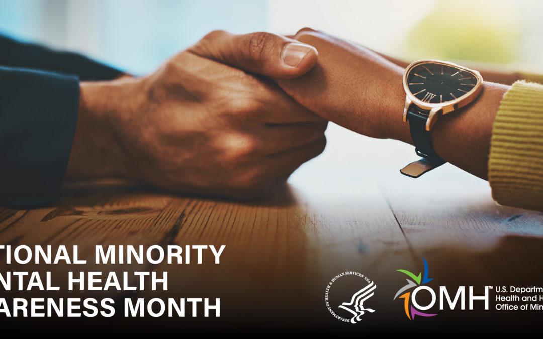 National Minority Health Awareness Month
