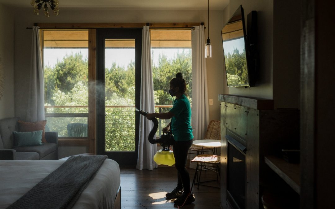 Has the Era of Overzealous Cleaning Finally Come to an End?