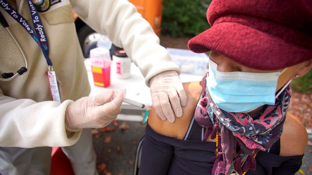 Health officials urge Americans to get flu vaccine as concerns mount over possible 'twindemic'