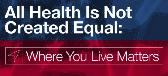 Webcast Available –  All Health Is Not Created Equal: Where You Live Matters National Center for Complementary and Integrative Health