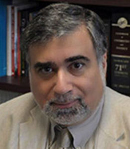 photo of Panos Georgopoulos, Ph.D.
